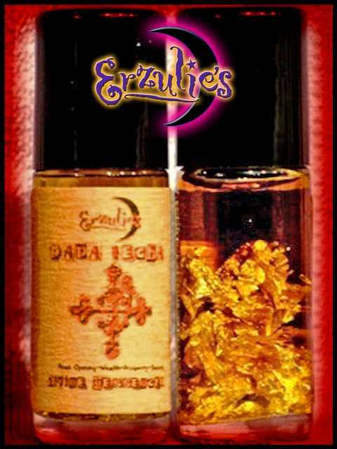 Voodoo God Anointing Oils