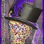 Voodoo Gemstone Skulls and Sacred Voodoo Jeweled Altar Art Voodoo Dolls and Precious Gemstone Voodoo Skulls for Baron Samedi at Erzulie's Authentic Voodoo