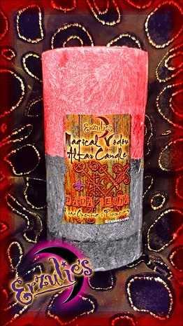 Voodoo Ritual Candles