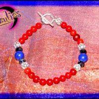 Voodoo Spells, Voodoo Jewelry, Gemstone Voodoo Jewelry, Voodoo Magic Jewelry, Precious Gemstone Beaded Jewelry, Jewelry of Lwa, Handcrafted Magic Gemstone Jewelry, Magic Charms, Magic Amulets, Voodoo Gemstone Charms at Erzulie's Authentic Voodoo
