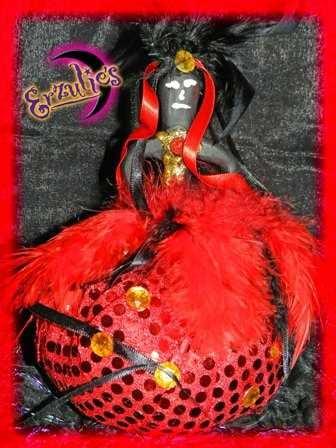 Voodoo Dolls, Voodoo Wanga Dolls, Voodoo Fetish Dolls, Voodoo Ouanga Dolls