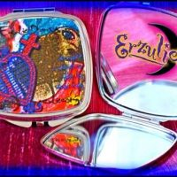 Voodoo Goddess Compacts & Merch