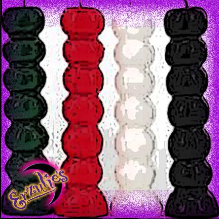 Voodoo 7 Knob Candles