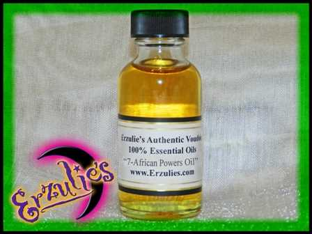 Voodoo Ritual Oils, Voodoo Powders & Magical Ritual Supply