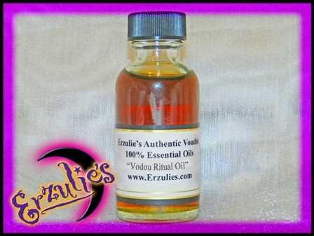 Erzulie's Voodoo Ritual Oils