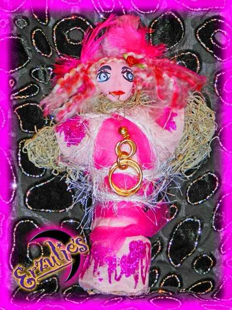 New Orleans Voodoo Dolls ~ Erzulies Freda Voodoo Dolls