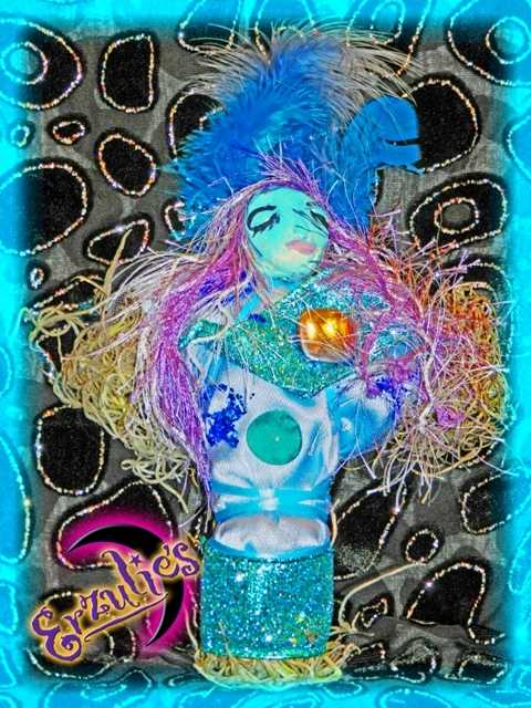New Orleans Voodoo Dolls ~ LaSiren Voodoo Dolls