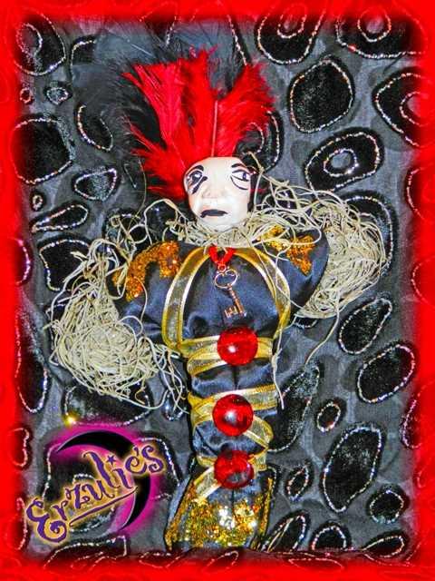 New Orleans Voodoo Dolls ~ Papa Legba Voodoo Dolls