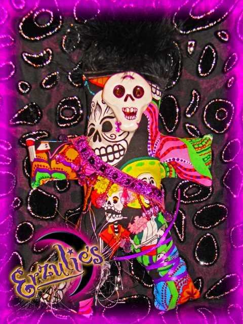 Voodoo Dolls & Voodoo Mojo Poppet Dolls