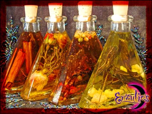 Voodoo Perfumes, Baths, Soaps, Altar Candles & More