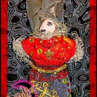 Voodoo Dolls & Grande Voodoo Veve Dolls