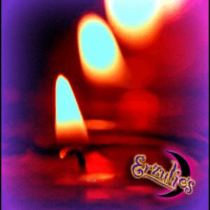 Cat Ritual Candles