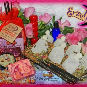 Voodoo Spiritual Baths & 7 Day Voodoo Bath Ritual Kits