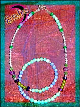 Voodoo Spells, Voodoo Jewelry, Sacred Voodoo Jewelry, Gemstone Voodoo Jewelry, Voodoo Magic Jewelry, Precious Gemstone Beaded Jewelry, Jewelry of Lwa, Handcrafted Magic Gemstone Jewelry, Magic Charms, Magic Amulets, Voodoo Gemstone Charms at Erzulie's Authentic Voodoo