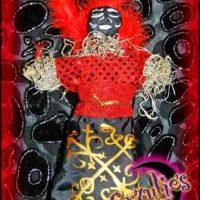 Voodoo Dolls, Voodoo Veve Dolls, Magical Voodoo Veve Dolls, Authentic Voodoo Veve Dolls