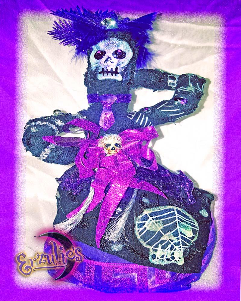 Voodoo Dolls & Voodoo Ouanga Dolls