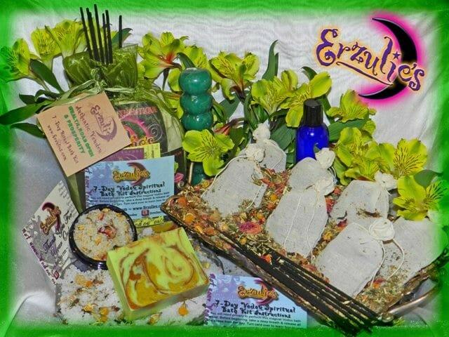 Wealth, Prosperity & Road Open ~ 7-Day Voodoo Bath Ritual