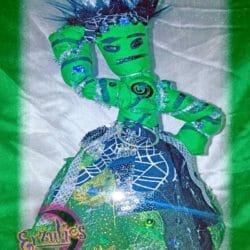 Voodoo Ouanga Dolls for Ogoun ~ Protection Voodoo Dolls