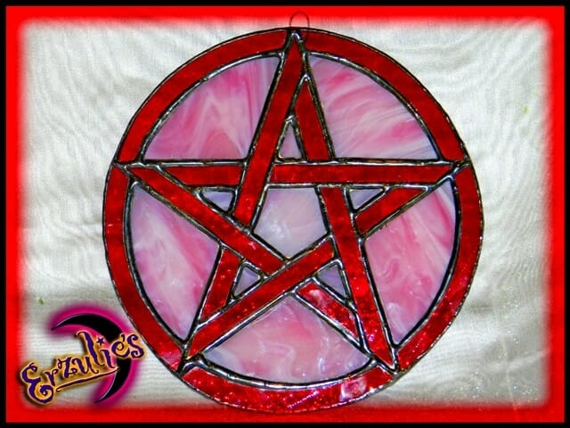 """Witchcraft Spells & Magic ~ """"Love & Passion"""" Stained Glass Magic"""