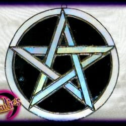 "Witchcraft Spells & Magic ~ Protection"" Stained Glass Witchcraft Magic"""