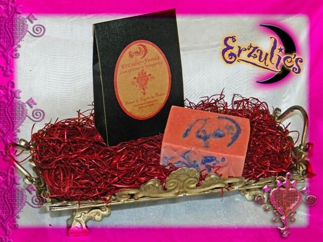Erzulie Freda Vodou Spirit Soap ~ In-Store Exclusive!