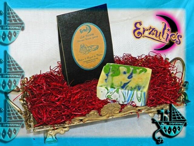La Siren Vodou Spirit Soap ~ In-Store Exclusive!