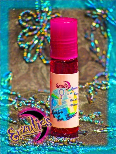 Goddess Oils ~ LaSiren ~ Peace, Healing & Calming Perfume Oils