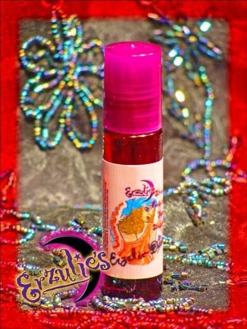 Goddess Oils ~ Erzulie Danto ~ Protection & Strength Perfume Oils