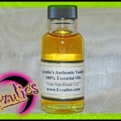 "Voodoo Ritual Oils ~ 1 Oz. ""Authentic Van-Van"" Oil for Wealth & Success Spells"
