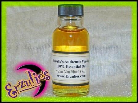 """Voodoo Ritual Oils ~ 1 Oz. """"Authentic Van-Van"""" Oil for Wealth & Success Spells"""