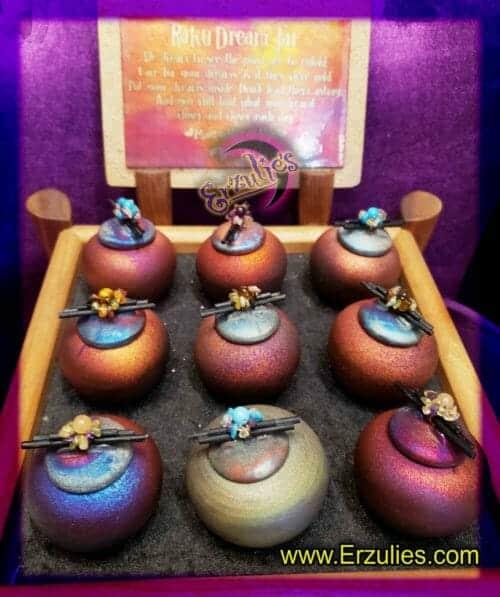 Dreamcatcher, Dream Jars, Raku, Sacred Gits, Pottery Gifts, Raku Pottery, Magical Gifts, Magical Jars, Wish Jars, Dreamcatchers, Gemstone Jars, Gemstone Charms, Sacred Jars, Magic Jars, Dreams, Magic, Blessings